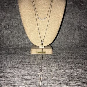 Chloe + Isabel Jewelry - Chloe + Isabel Astra Two-Row Convertible Necklace